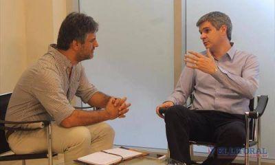 """Peña: """"El desafío de ECO+Cambiemos es presentar una renovación de candidatos"""""""