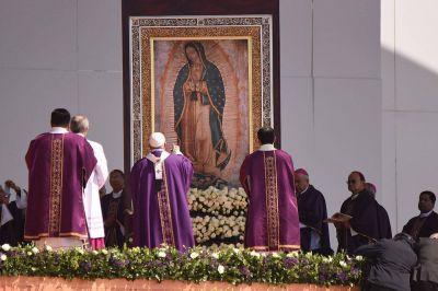Papa Francisco celebrará misa en honor de Virgen de Guadalupe en el Vaticano