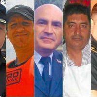 Cada treinta horas detienen a un policía de la Bonaerense