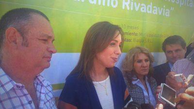 Lordén acompañó a Vidal en 25 de Mayo y General Alvear