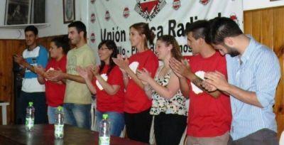 Asumieron las nuevas autoridades de la Juventud Radical de Saladillo
