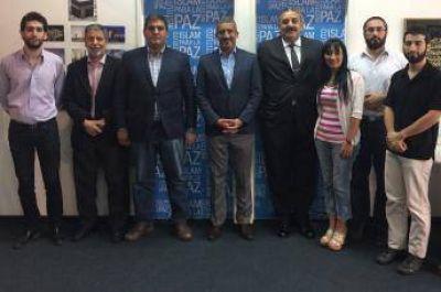 Autoridades del CIRA realizaron visita institucional al Instituto Islam para la Paz