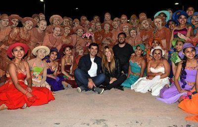 Urtubey asistió a la Fiesta Internacional de la Cultura Andina en Jujuy