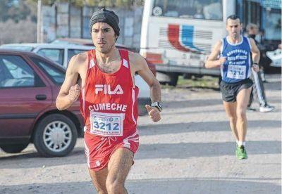 Ulises Sanguinetti se impuso en la 27° Maratón de Mar del Plata