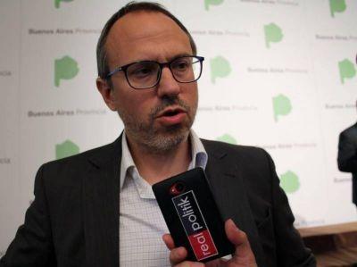 """Diego Valenzuela, sobre las legislativas 2017: """"Los bonaerenses nos acompañarán fuertemente"""""""