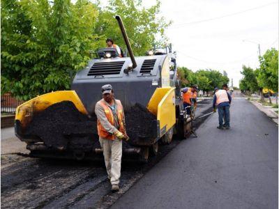Se lanzará otro plan para pavimentar 1.000 cuadras