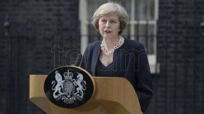 Theresa May admitió que las negociaciones sobre el Brexit no la dejan dormir