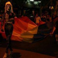 Los sanjuaninos también marcharon por el orgullo LGBT
