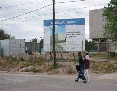 Los radicales terminarán la biblioteca de El Pozo, de la que tanto habló Paco Pérez y que nunca se terminó