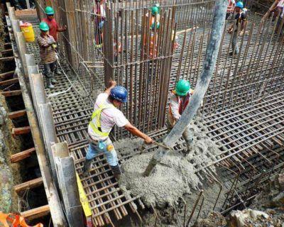 El Chaco es la tercera provincia donde más cayó el consumo de cemento