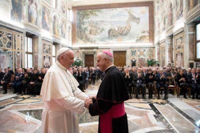 """Francisco reconoce que el Jubileo fue una """"simple intuición"""" que Dios convirtió en """"realidad"""""""