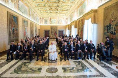 El Papa pide a los científicos construir un modelo cultural para afrontar la crisis del cambio climático