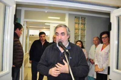 Ratificó el intendente Fernández que la prioridad de la obra pública para el 2017 estará centrada en el Hospital