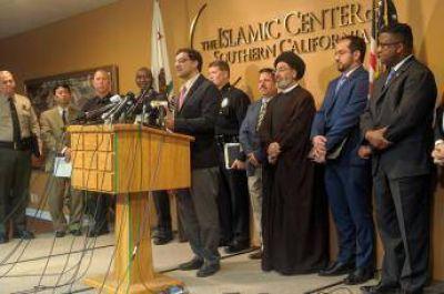 Autoridades y líderes musulmanes luchan contra el odio