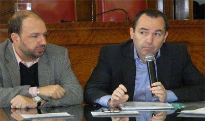 """Fiorini: """"El regreso del tren es clave para el desarrollo de la ciudad"""""""