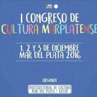 Se viene el 1º Congreso de la Cultura Marplatense
