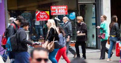 Aumentaron un 8% las ventas durante el fin de semana largo