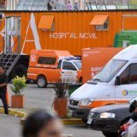 No va más: los hospitales móviles no estarán en Mar del Plata durante el verano
