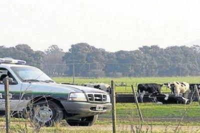 Entidades rurales preocupadas por el delito rural en los campos de la Provincia