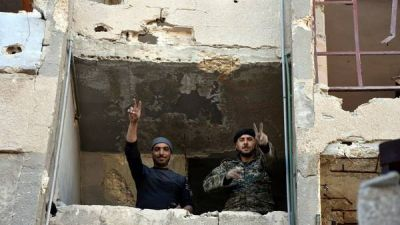 El régimen sirio avanza sobre Aleppo y ya controla casi toda la zona rebelde
