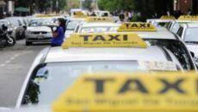 Desde el Concejo descartan que esté en agenda un aumento de taxis