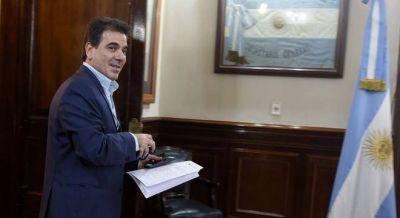 Macri piensa en Ritondo para reemplazar a Monzó