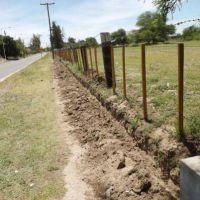 Mejoran obras y alumbrado público en Vilmer