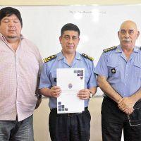 Vivienda recuperada del barrio Ciudadela se usará como puesto de control policial