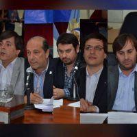 El bloque del FVS negocia con la UCR a quién votará para Presidente del HCD
