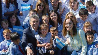 El Presidente pidió seguir el ejemplo de los tenistas argentinos