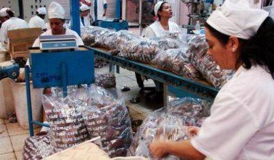 Empresarios de la alimentación se niegan a pagar bono de fin de año
