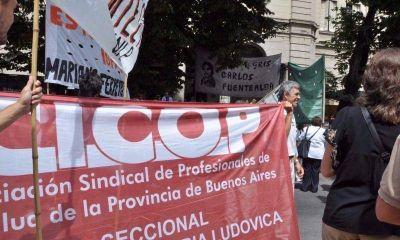 Médicos cargan contra Zulma Ortiz por incumplimiento de acuerdo paritario