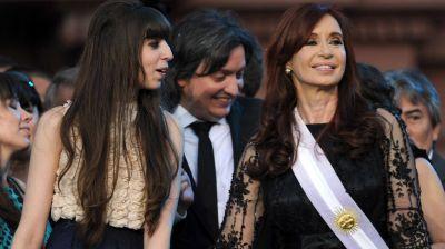 Solicitaron el embargo de los bienes de Máximo y Florencia Kirchner