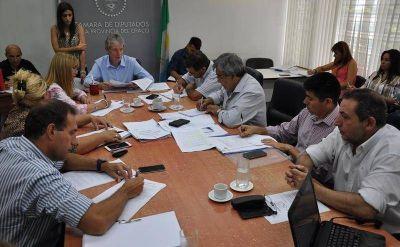 La Legislatura tratará la sustitución total o parcial del financiamiento del BNDES para el segundo acueducto