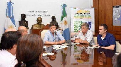 Peppo presentó AgroNea 2017 y destacó el desarrollo tecnológico para productores