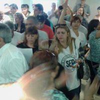 El SEP ratificó el paro para el viernes en Capital y el interior