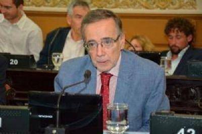 Falleció el legislador Jorge Font y su banca será ocupada por Somoza