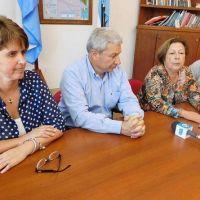 Educación anunció la reapertura de la escuela en La Gloria