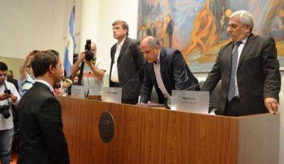 Después de ocho años, el PJ vuelve a tener la presidencia del Concejo