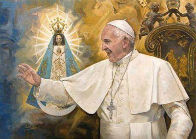Papa Francisco recibe este hermoso regalo del Vaticano por su 80 cumpleaños