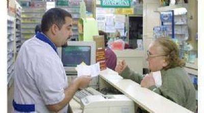 Buscan apurar acuerdos entre PAMI y las farmacias