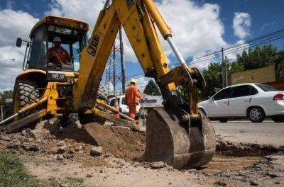 Comenzaron las obras en la ruta 234: Se repavimentará y contará con dos manos por carril