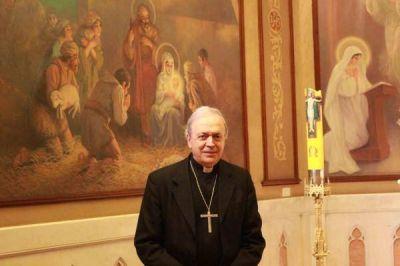 Mons. Marino atribuyó la crisis social a un deterioro de los principios morales