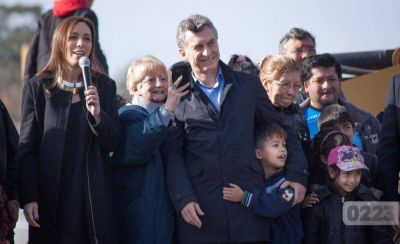 Retiro espiritual: Macri trae a su gabinete a Chapadmalal