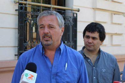 Rossi anunció obras en la Escuela Técnica y avenida Larrea