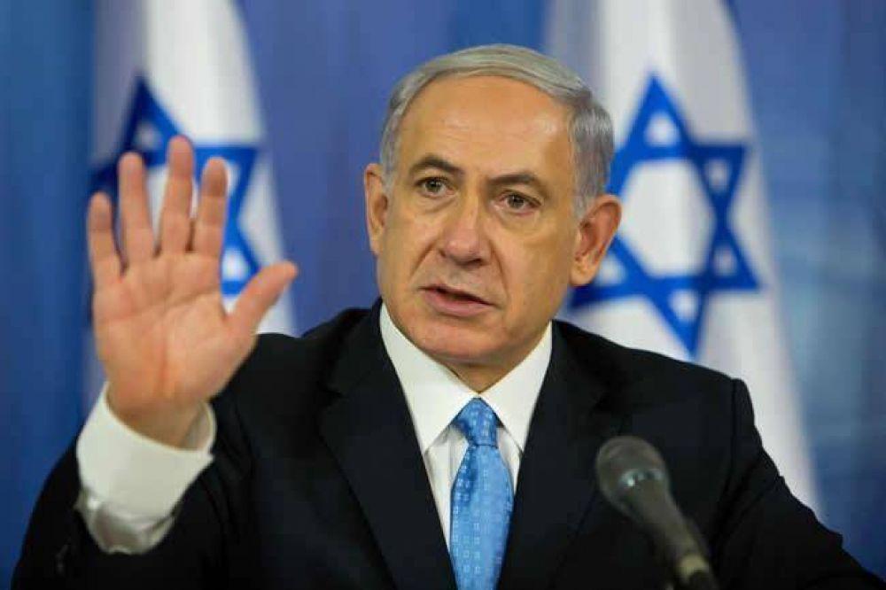 Netanyahu: ''Si se aprueba la 'Ley de Regulación' nos van a llevar a la Corte Penal Internacional''