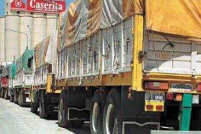 Camioneros denuncian que son víctimas de reiterados robos desde hace seis meses