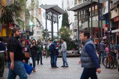 El Emvial presentará presupuesto a comerciantes para mejorar la Peatonal