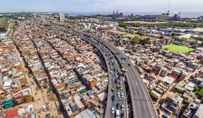 En 2017 comienza la urbanización de Villa 31