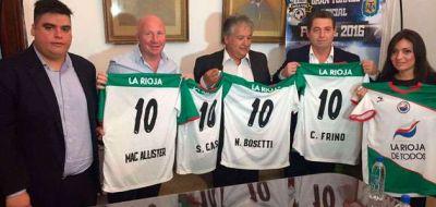 Bosetti y Mac Allister presentaron el torneo nacional de futsal